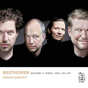 Beethoven 130-133 cover